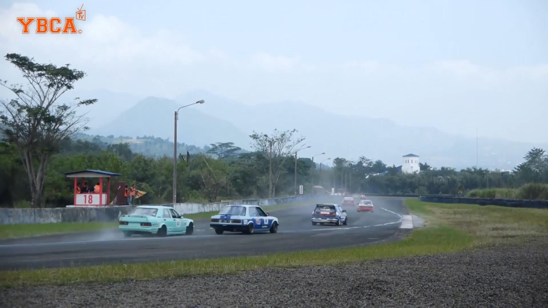 Circuit Sentul : Issom car race in sentul international circuit ybca tv